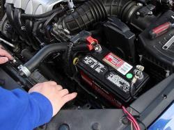 روش تشخیص خرابی باتری خودرو